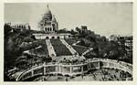 Paris - La Basilique du Sacré-Cœur