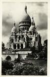Paris - La Basilique du Sacré-Cœur de Montmartre