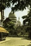 Paris - Montmartre: La Place du Tertre