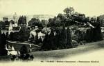 Paris - Buttes Chaumont - Panorama Général