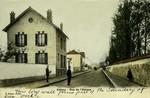 Antony - Rue de l'Abbaye