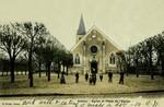 Antony - Eglise et Place de l'Eglise