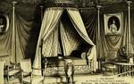 Malmaison - La Chambre de l'Impératrice Joséphine