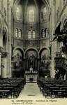 Saint-Cloud - Intérieur de l'Eglise