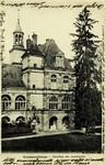 Fontainebleau- Pavillon des Aumôniers