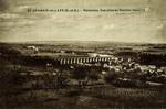 St-Germain-en-Laye - Panorama. Vue prise du Pavillon Henri IV