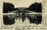 Versailles - Parc de Versailles - Le Bassin d'Apollon