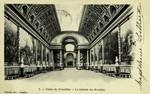Versailles - Palais de Versailles - La Galerie des Batailles