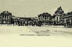 Versailles - Palais de Versailles - Façade principale