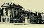 Versailles - Palais de Versailles - Aile droite