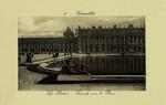 Versailles - Le Palais - Façade sur le Parc