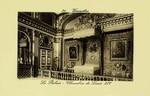 Versailles - Le Palais - Chambre de Louis XIV