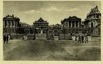 Versailles - Le Château - Façade du Palais