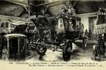 Versailles - Le Petit Trianon - Musée des Voitures - Voiture du Sacre de Charles X