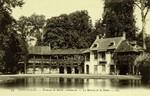 Versailles - Hameau de Marie Antoinette - La Maison de la Raine