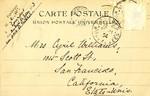 Lourdes - Le Portique du Rosaire