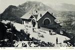 Lourdes - Le Funiculaire du Grand-Jer : Gare d'arrivée