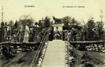 Lourdes - Le Calvaire 1ere Station