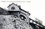 Lourdes - Vue de la gare du Funiculaire du Grand Jer