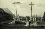 Lourdes - Calvaire Breton