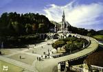 Lourdes - La Basilique et l'Esplanade