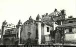 San Cristóbal de las Casas – Cupulas del Templo de Sto. Domingo