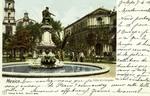 Mexico City – Estatua de la Corregidora