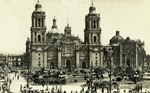 Mexico City – Cathedral