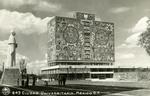 Mexico City – Ciudad Universitaria