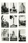 Mexico City – Estatua Carlos IV – Colima de la Independencia – Edificio la Nacional