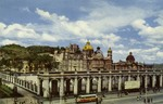 Mexico City – View of the Villa Guadalupe