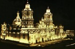 Mexico City – La Catedral de Mexico