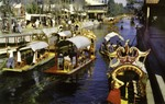 Mexico City – Floating Gardens of Xochimilco
