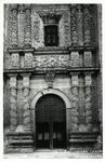 Mexico – Guadalajara – Portada de Temple Santa Mónica