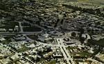 Guadalajara – Air View of the Minerva Fountain