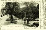 Zaragoza – Jardin del zocalo