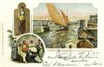 Egypt – Cairo – Ouverture du Pont de Kasr El Nil