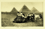 Egypt –  Cairo, The Pyramids of Gizeh