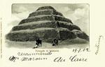 Egypt –  Pyramide de Sakkarah