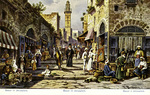 Israel – Jerusalem – Basar