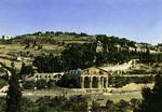 Israel – Jerusalem – General View of Gethsemane