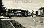 Roermond – Stationsplein met Veldstraat