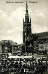 Roermond – Markt met Kathedraal