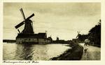 Holland – Houtzaagmolens a/h Water