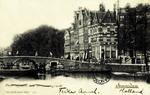 Amsterdam – Prinsengracht b.d. Brouwersgracht