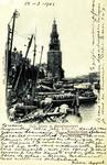 Amsterdam – Oude Schans en Montalbaanstoren