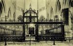 Haarlem – Koorhek St. Bayo-Kerk
