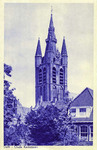 Delft – Oude Kerkstoren