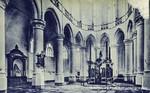 Delft – Intérieur Nieuwe Kerk met praalgraven