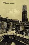 Utrecht – Oude gracht met stadhuis
